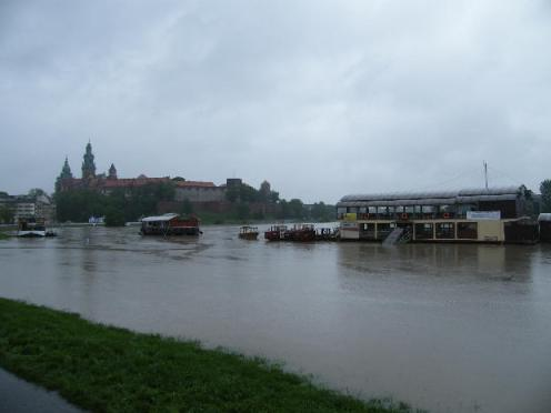 Krakow Flood
