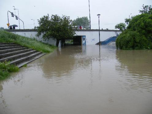 Krakow Floods