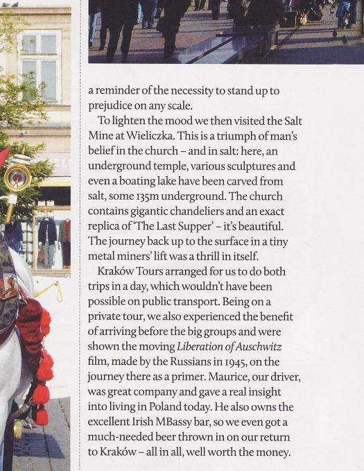 Wanderlust Magazine, May/June 2012 Edition