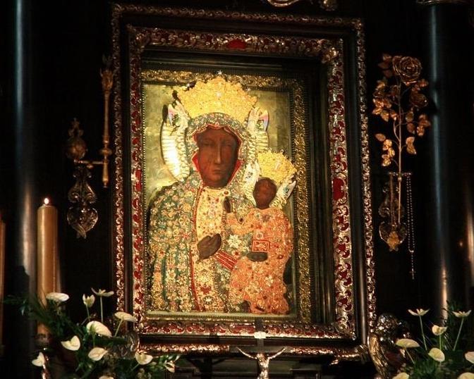 Image result for black madonna poland