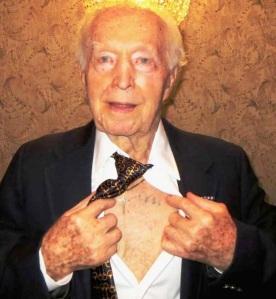 Auschwitz Survivor - Walter Kolodziejek
